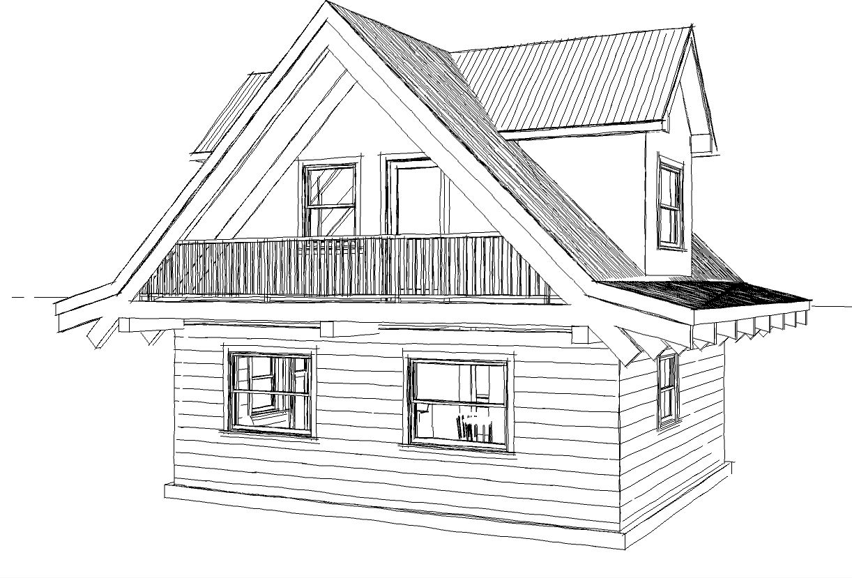 Small Guest Cottage Plans