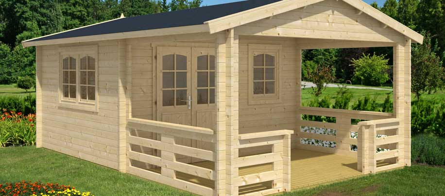 Montana 140 sqft prefab log cabin kit solutioingenieria Gallery