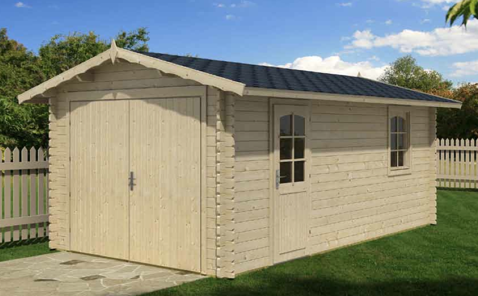 Stunning garage home kits ideas home plans blueprints for Prefab garage apartment packages