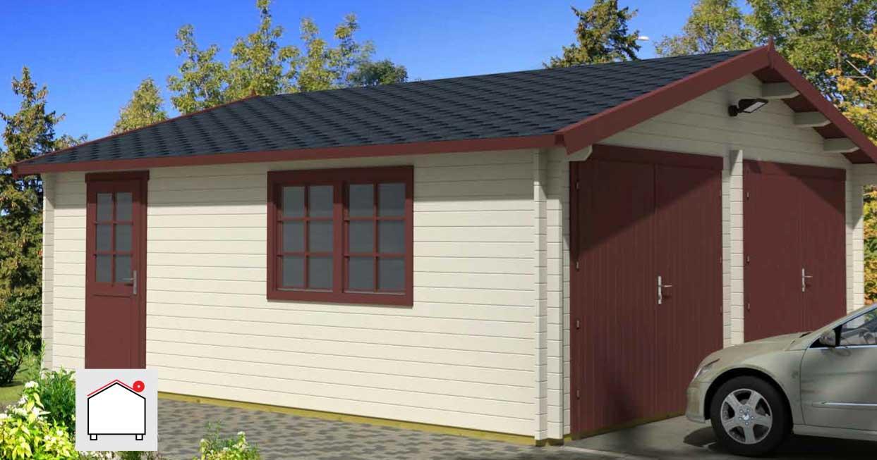 Garage Kits Canada : Garage d sqft